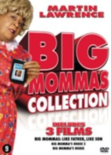 Big momma's house 1-3 - ISBN: 8712626074038