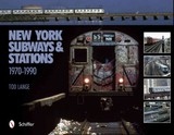 New York Subways And Stations - Lange, Tod - ISBN: 9780764338496