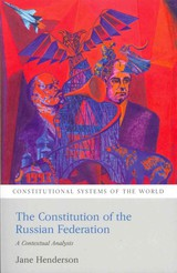 Constitution Of The Russian Federation - Henderson, Jane - ISBN: 9781841137841