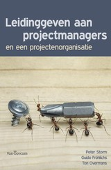 Leidinggeven aan projectmanagers-ebook - Peter  Storm - ISBN: 9789023247982