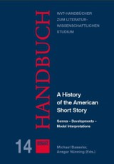 A History of the American Short Story - ISBN: 9783868213027