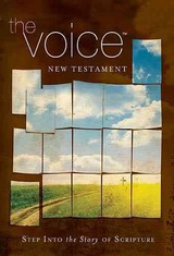 Voice New Testament, Paperback - Ecclesia Bible Society - ISBN: 9781418550769