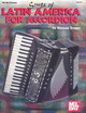 Songs Of Latin America For Accordion - Troppe, Herman - ISBN: 9780786635252