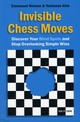 Invisible Chess Moves - Afek, Yochanan/ Neiman, Emmanuel - ISBN: 9789056913687