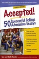 Accepted! - Tanabe, Gen/ Tanabe, Kelly - ISBN: 9781932662955