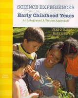 Science Experiences For The Early Childhood Years - Harlan, Jean D./ Rivkin, Mary S. - ISBN: 9780132373364