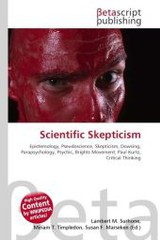 Scientific Skepticism - ISBN: 9786130389277