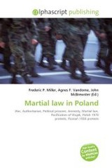 Martial law in Poland - ISBN: 9786130853563