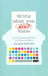 Write What You Don't Know - Hoxter, Julian - ISBN: 9781441102102