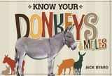 Know Your Donkeys & Mules - Byard, Jack - ISBN: 9781565236141