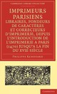 Cambridge Library Collection - History Of Printing, Publishing And Libraries - Renouard, Philippe - ISBN: 9781108035347