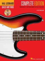 Electric Bass Method Complete Edition - Dean, D. - ISBN: 9780793563838