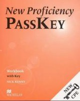 New Proficiency PassKey, Workbook with Key - ISBN: 9783190127238