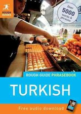 Rough Guide Turkish Phrasebook - Rough Guides (COR) - ISBN: 9781848367401