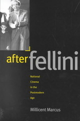 After Fellini - Marcus, Millicent (chair, Yale University) - ISBN: 9780801868474