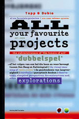 All your favourite projects  - Topp & Dubio / Voorthuis, Jacob - ISBN: 9789080262102