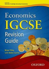 Complete Economics For Cambridge Igcse (r) And O Level Revision Guide - Carrier, Helen; Titley, Brian - ISBN: 9780199154869