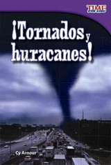 Tornados Y Huracanes! (tornadoes And Hurricanes!) (spanish Version) - Armour, Cy - ISBN: 9781433344411