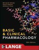 Basic & Clinical Pharmacology - ISBN: 9780071764018