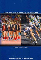 Group Dynamics In Sport - Eys, Mark A.; Carron, Albert V. - ISBN: 9781935412359