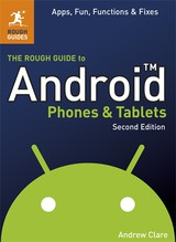 The Rough Guide To Android Phones & Tablets - Clare, Andrew - ISBN: 9781409358060