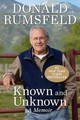 Known And Unknown - Rumsfeld, Donald - ISBN: 9781595230843