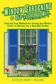 Window Gardening The Old-fashioned Way - Williams, Henry - ISBN: 9781616087043