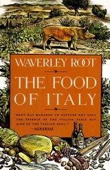 Food Of Italy - Root, Waverley - ISBN: 9780679738961