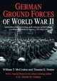 German Ground Forces Of World War Ii - Nutter, Thomas E.; Mccroden, William T. - ISBN: 9781611211092
