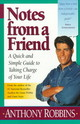 Notes From A Friend - Robbins, Anthony - ISBN: 9780684800561