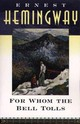 For Whom The Bell Tolls - Hemingway, Ernest - ISBN: 9780684803357