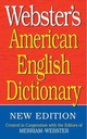 Webster's American English Dictionary - Merriam-Webster (EDT) - ISBN: 9781596951143