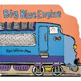 Big Blue Engine - Wilson-max, Ken - ISBN: 9781843651673