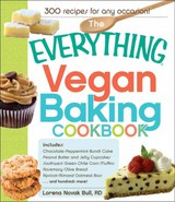 The Everything Vegan Baking Cookbook - Bull, Lorena Novak - ISBN: 9781440529979