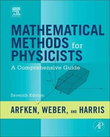 Mathematical Methods For Physicists - Harris, Frank E. (university Of Florida, Usa); Weber, Hans J. (university Of Virginia, Usa); Arfken, George B. (miami University, Oxford, Ohio, Usa) - ISBN: 9780123846549