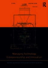 Managing Technology Entrepreneurship And Innovation - Ortt, J. Roland; Duin, Patrick Van Der; Scholten, Victor; Hartmann, Dap; Trott, Paul - ISBN: 9780415677226