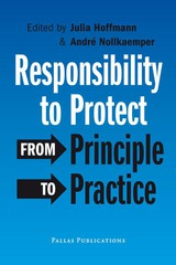 Responsibility to protect - ISBN: 9789048516445