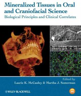 Mineralized Tissues In Oral And Craniofacial Science - ISBN: 9780470958339