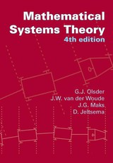 Mathematical systems theory - G.J.  Olsder - ISBN: 9789065622969