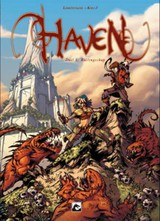 Haven 1 - Ballingschap - Jacques Lamontagne - ISBN: 9789460780561