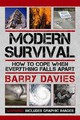 Modern Survival - Davies, Barry - ISBN: 9781616085520
