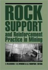 Rock Support And Reinforcement Practice In Mining - Thompson, A. G. - ISBN: 9789058090454