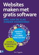 Websites maken met gratis software - Eric Tiggeler - ISBN: 9789012583640
