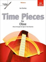 Time Pieces For Oboe, Volume 1 - Denley, Ian (EDT) - ISBN: 9781860960482