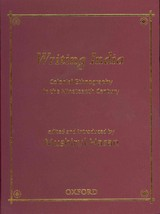 Writing India - Hasan, Mushirul (EDT) - ISBN: 9780198074069