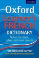 Oxford Learner's French Dictionary - Oxford Dictionaries - ISBN: 9780199127450