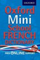 Oxford Mini School French Dictionary - Oxford Dictionaries - ISBN: 9780192757081