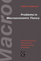 Problems In Macroeconomic Theory - Whiteman, Charles H. - ISBN: 9780126197525