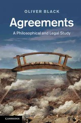 Agreements - Black, Oliver (king's College London) - ISBN: 9780521885607