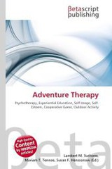 Adventure Therapy - ISBN: 9786131393280
